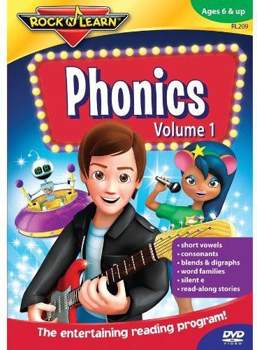 Rock N Learn: Phonics: Volume 1