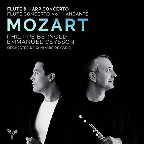 Mozart: Concertos For Flute And Harp