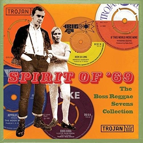 Spirit Of 69: Boss Reggae Sevens Collection /  Various [Import]