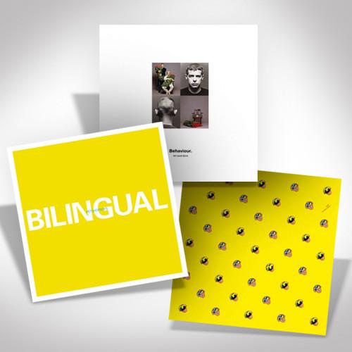 Pet Shop Boys LP Collection 2