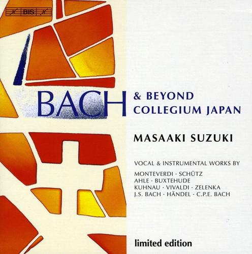 Bach & Beyond