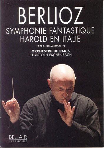 Symphonies Fantastique Harold in Italy