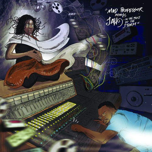 Mad Professor Meets Jah9 - Mad Professor Meets Jah9 In The Midst Of The Storm