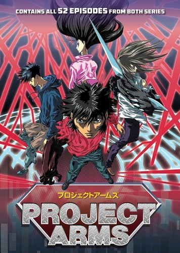 Project Arms: Complete Series