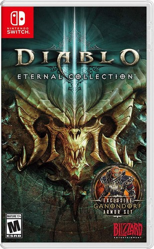 Swi Diablo 3 - Eternal Edition - Diablo 3 - Eternal Edition