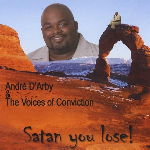 Andre D'Arby - Satan You Lose