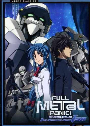 Full Metal Panic: The Second Raid - Classic