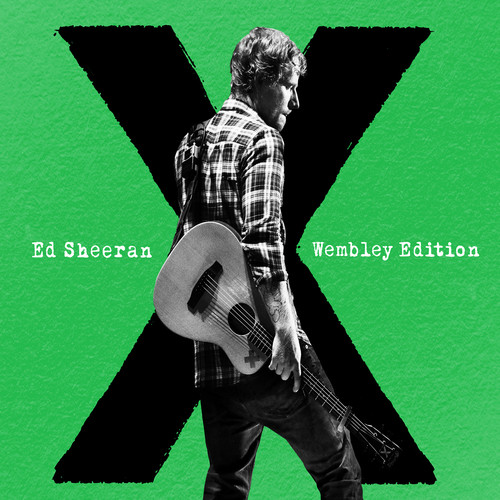 Ed Sheeran - X Wembley Edition [CD+DVD]