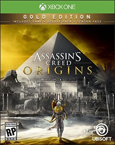 Assassin's Creed Origins - Steelbook Gold Edition for Xbox One
