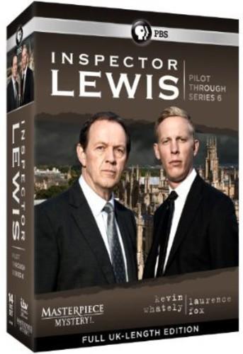 Inspector Lewis: Pilot Through Series 6 (Masterpiece Mystery)
