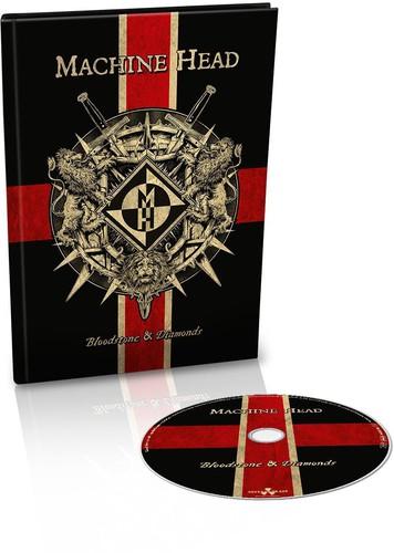 Machine Head - Bloodstone & Diamonds [Deluxe w/Book]