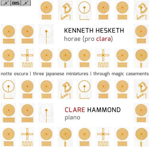Kenneth Hesketh: Horae (pro Clara)