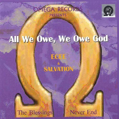 All We Owe We Owe God