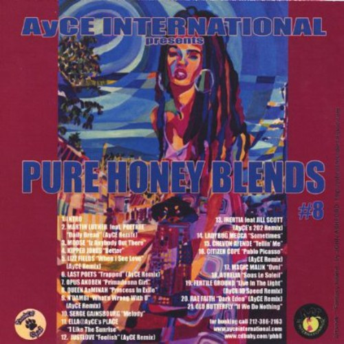 Pure Honey Blends #8
