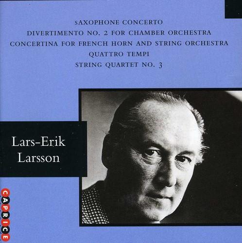 Concerto for Alto Saxophone & Sting