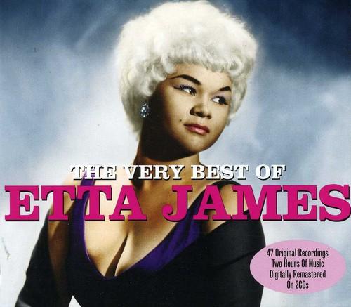 Etta James - Very Best Of [Import]