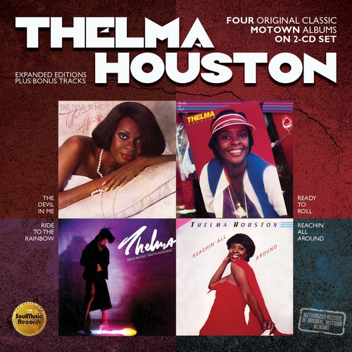 lma Houston - Devil In Me / Ready To Roll / Ride To The Rainbow / Reachin For All