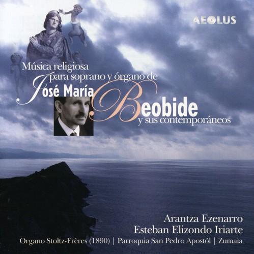 Religious Music for Soprano & Organ