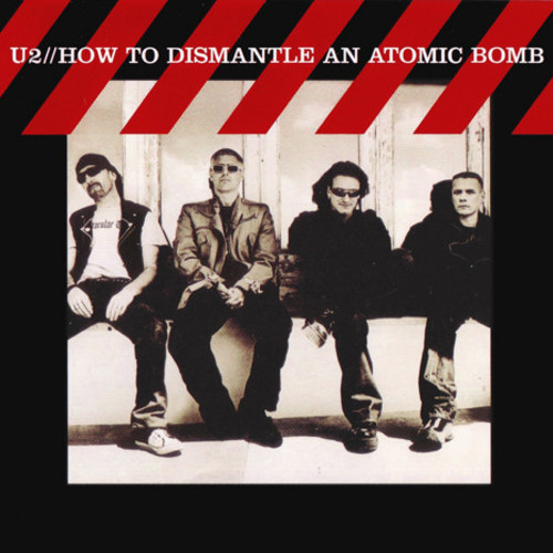U2 - How To Dismantle An Atomic Bomb [LP]