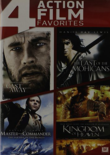 Cast Away /  Last of the Mohicans /  Master