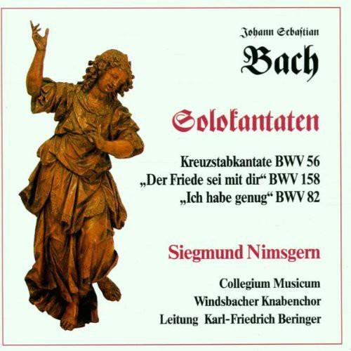 Solo Cantatas: Kreuzstab