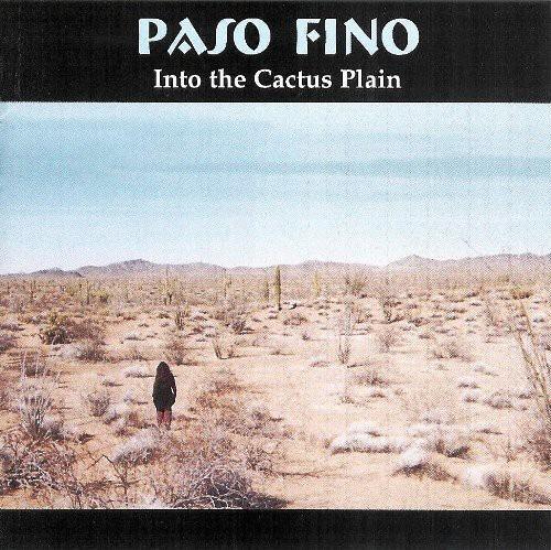 Into the Cactus Plain