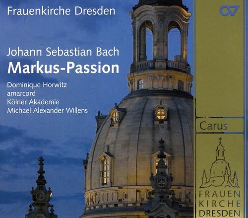 Bach, J.S. : Markus-Passion