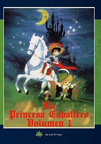 La Princesa Caballero: Volume 1||||||||||||||||||||||||||||||||||||||
