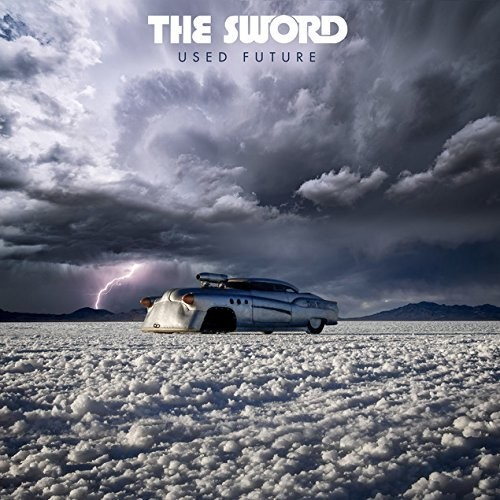 The Sword - Used Future [Red Slushie Colored LP]