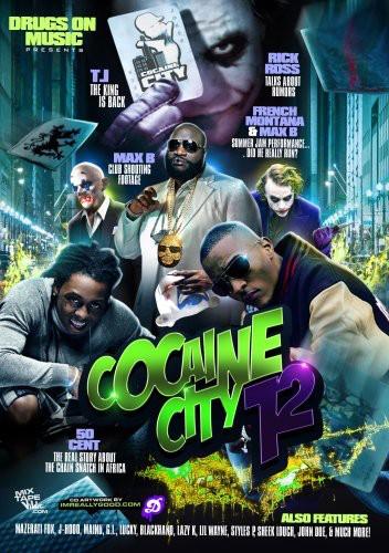 Drugs on Music: Cocaine City: Volume 12