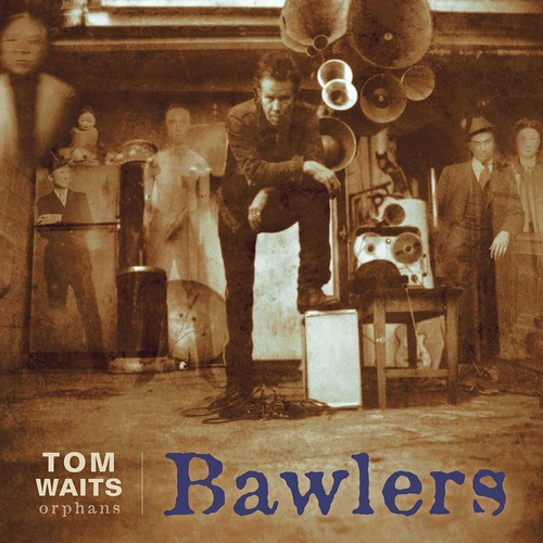 Tom Waits - Bawlers [Remastered LP]