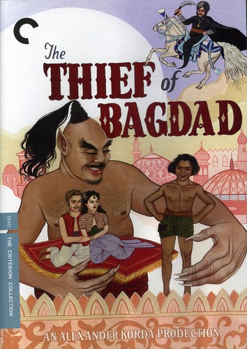 The Thief of Bagdad (Criterion Collection)