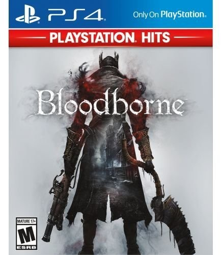 Ps4 Bloodborne - Greatest Hits Edition - Bloodborne - Greatest Hits Edition