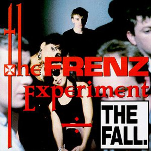 The Fall - Frenz Experiment [Import]