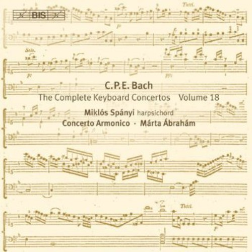 Keyboard Concertos 18