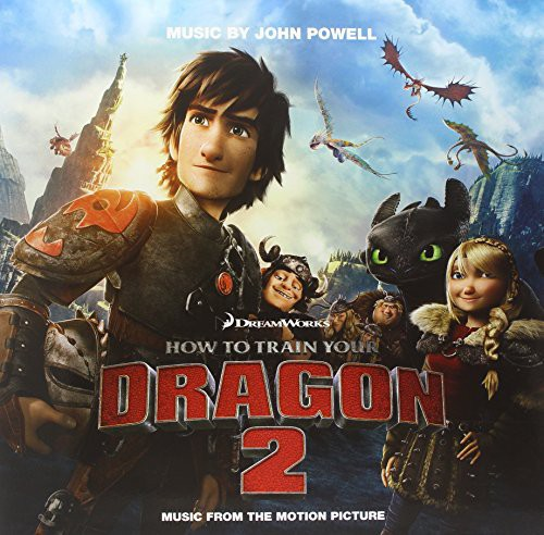 How to Train Your Dragon 2 (Original Motion Picture Soundtrack) [Import]
