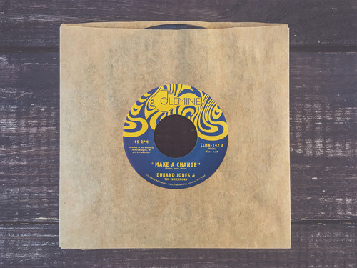 Durand Jones & The Indications - Make A Change / Is It Any Wonder [Vinyl Single]