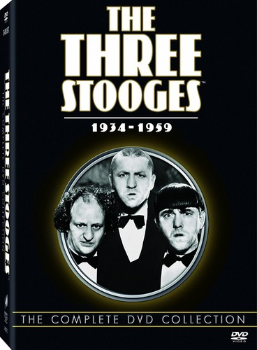 The Three Stooges: 1934-1959: The Complete DVD Collection