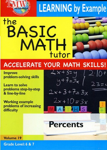 Basic Math Tutor Percents - Basic Math Tutor Percents