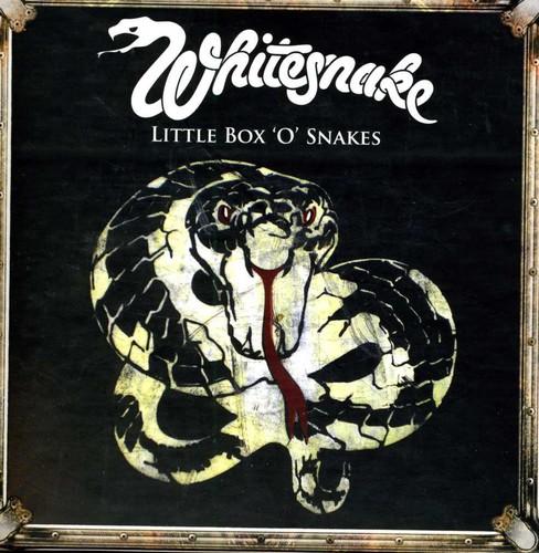 Whitesnake - Little Box 'o' Snakes-Sunburst Years 1978-1982 [Import]