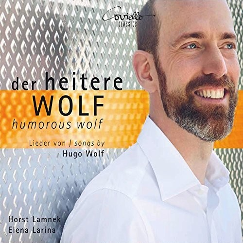 Humorous Wolf