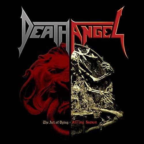 Death Angel - The Art Of Dying / Killing Season [2CD]