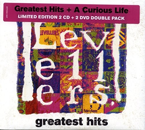 Levellers - Greatest Hits & A Curious Life [Import Limited Edition CD/DVD]