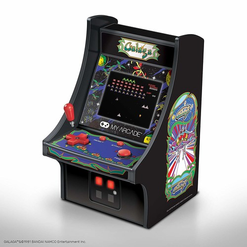 - My Arcade Galaga Micro Player