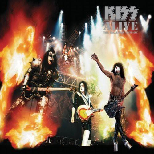 Kiss - Alive: The Millennium Concert [Vinyl]