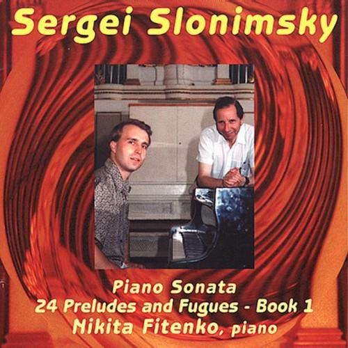 Piano Sonata I /  24 Preludes & Fugues for Piano