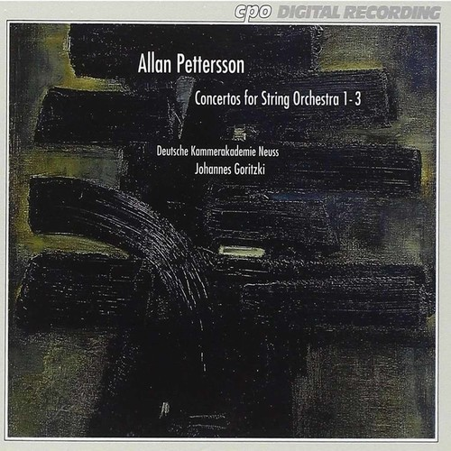 Concerti for String Orchestra 1-3
