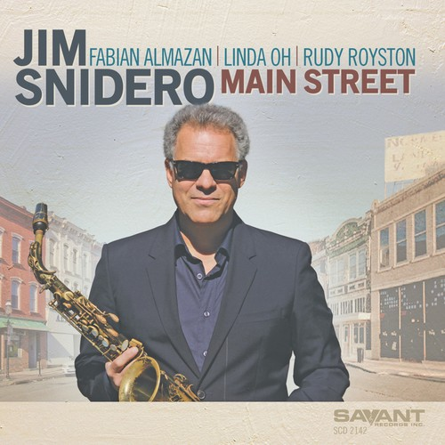 Jim Snidero - Main Street