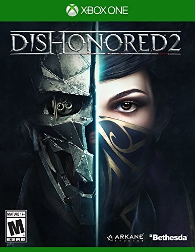 Xb1 Dishonored 2 - Dishonored 2 for Xbox One