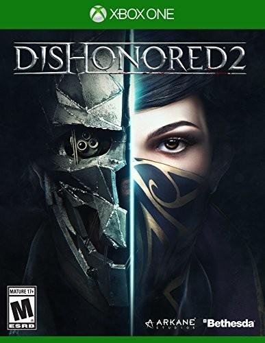 Xb1 Dishonored 2 - Dishonored 2